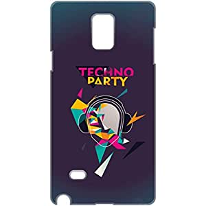 a AND b Designer Printed Mobile Back Cover / Back Case For Samsung Galaxy Note 3 (SG_N3_3D_1828)