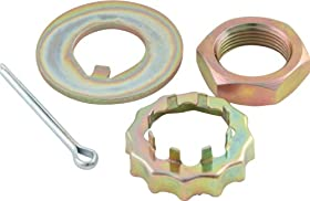 """Allstar ALL72161 2-3/32"""" Spindle Lock Nut Kit for Stock Ford Pinto/Mustang II Spindles"""