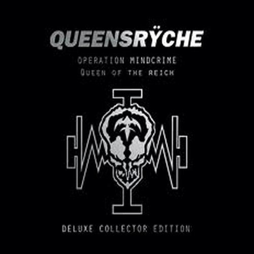 Operation Mindcrime/Queen of the Ryche (Ltd Leather Digipak) by Queensryche (1999-12-14)