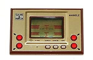 任天堂 Nintendo MH-06 マンホール(MANHOLE) GAME&WATCH ゲーム&ウォッチ(ゲームウォッチ)ゴールドシリーズ