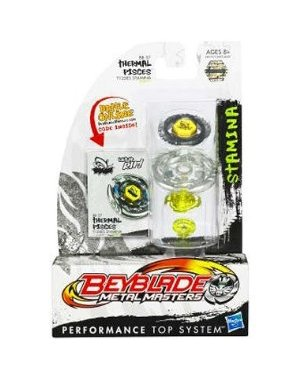 Beyblade Metal Masters -Stamina Battle Top #BB57 Thermal Pisces
