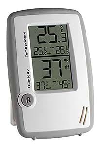 TFA Dostmann 30.5015 / Thermo-Hygromètre digital