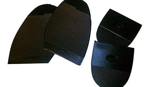 Shoe Repair Replacement Rubber Heels and Soles (Heel Repair Kit compare prices)