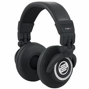 ディリゲント Reloop DJ用ヘッドホン RHP-10 Black