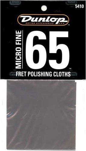 Dunlop Formula 65 Micro Fine Fret Cloth - 2 Pk front-758681