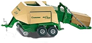 Krone Baler Big Pack Square