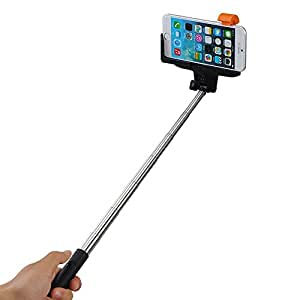 selfie stick kulteck one touch snap self portrait monopod extend. Black Bedroom Furniture Sets. Home Design Ideas