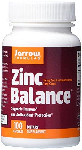 Jarrow Formulas Zinc Balance 15 mg