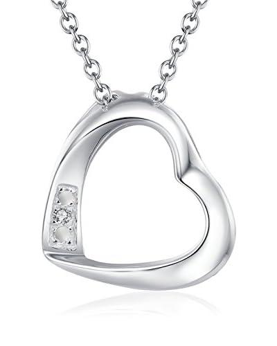 Tess Diamonds Collana [Argento]