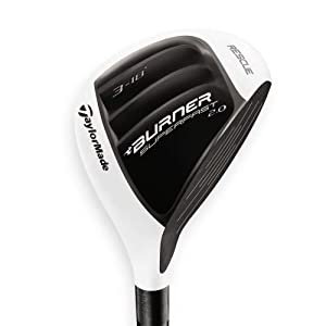 TaylorMade Burner Super Fast 2.0 Rescue Golf Hybrid Club, Right Hand, Graphite, 5, Ladies