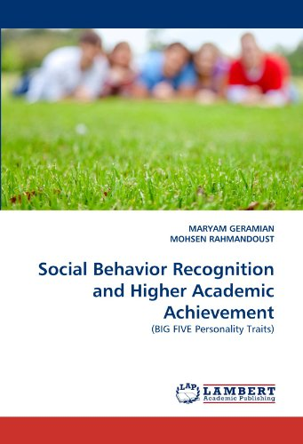 personality and achievement Personality and students' academic achievement: interactive effects of  conscientiousness and agreeableness on students' performance in principles of .