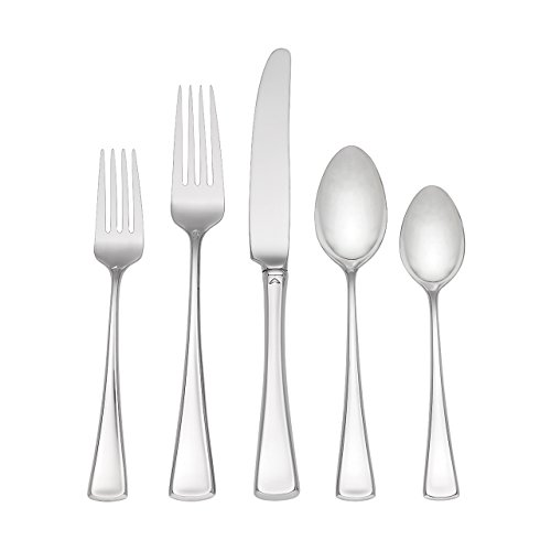 Gorham Sabrina 45-Piece Stainless Flatware Set