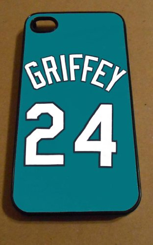 Ken Griffey Seattle Mariners Iphone 4/4s Case at Amazon.com
