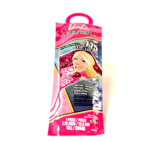 X-Kites MicroDiamond Kite 7.75 - Barbie