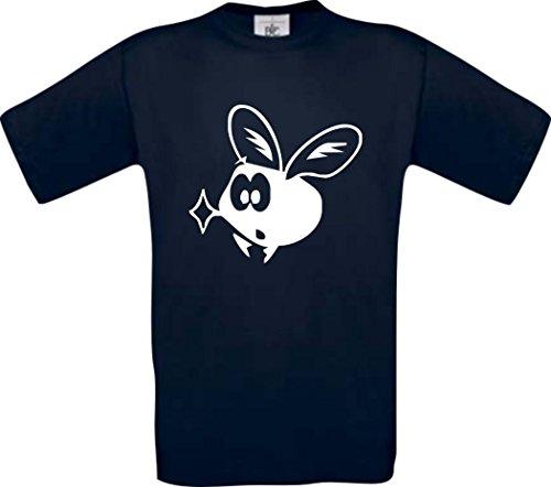 shirtstown-manner-shirt-tiere-fliege-mucke-navy-grosse-xxl