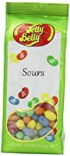 Jelly Belly Candy Gift Bag Sours 7.5oz