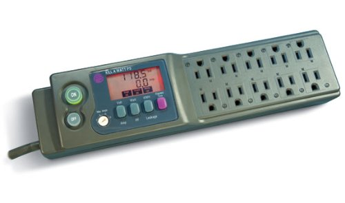 P3 P4330 Kill-A-Watt(R) Ps 10 Surge Protector