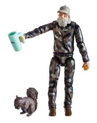Tree House Kids Duck Dynasty Si Action Figure Set