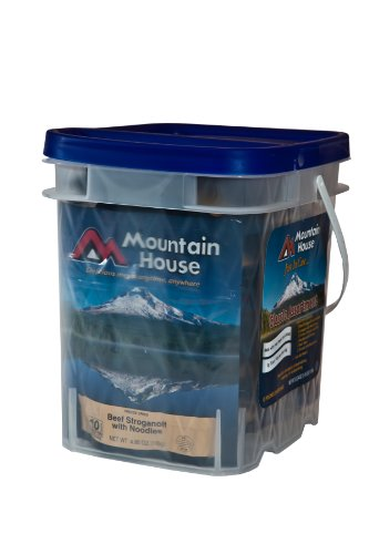 Mountain House Just In Case - Classic Assortment Bucket (Pack of 12)