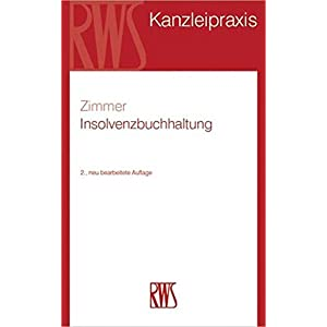 Insolvenzbuchhaltung (RWS-Kanzleipraxis)