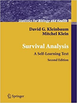 survival analysis a self learning text third edition pdf