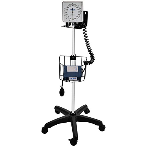MDF® Mobile Aneroid Sphygmomanometer - Professional Blood Pressure Monitor - Navy Blue (MDF830-04) (Welch Allen Blood Pressure Kit compare prices)