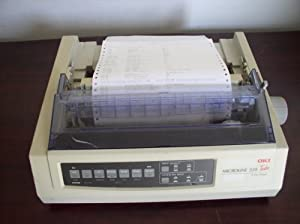 Printing, Receive buffer size, 7 bit – Oki MICROLINE 320 TURBO User Manual