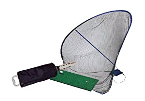 Izzo Golf Home on the Range Hitting Bundle by IZZO Golf