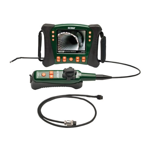 Extech High Definition Wireless Articulating Videoscope Inspection Camera