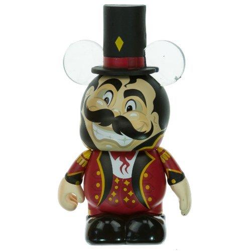 "Ring Master - Disney Vinylmation ~3"" Under the Big Top Series Designer Figure - 1"