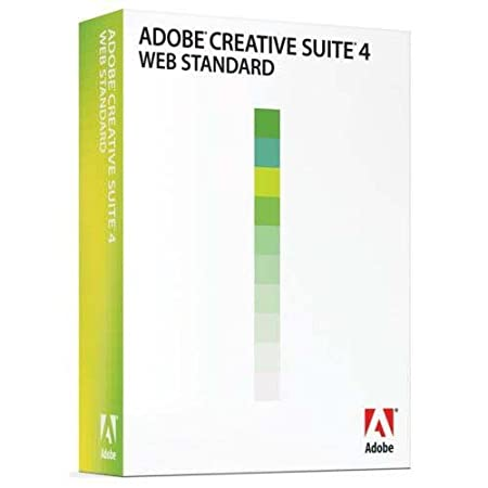 Adobe CS4 Web Standard (PC)