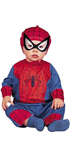 Costumes For All Occasions Dg5455W Spiderman Infant 12 18 Months