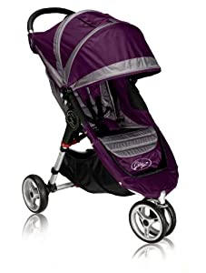 Amazon Com Baby Jogger 2011 City Mini Stroller In Purple