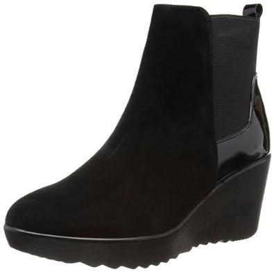 Moda In Pelle Womens Abdul Black Boots 3 UK, 36 EU