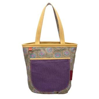 Cirque du Soleil Lolita Canvas Reversible Handbag
