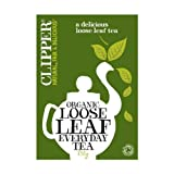 Clipper Fairtrade Loose Tea (250G) Looseleaf Tea Fairtrade Gluten Free Vegan