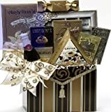 Art of Appreciation Gift Baskets  To Have and To Hold Wedding or Anniversary Gourmet Gift Box with Caviar
