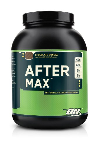 Optimum Nutrition After Max Post-Workout Maximum Recovery, Chocolate Sundae, 4.27 Pound