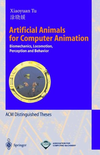 Artificial Animals for Computer Animation: Bio Biochemicals, Locomotion, Perception and Behavior
