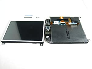 BlackBerry Bold 9900 9930 001 version ~ White Full LCD Display+Touch Screen Digitizer Assembly ~ Mobile Phone Repair Part Replacement