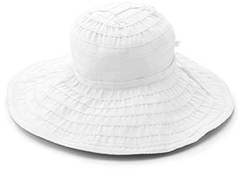san-diego-hat-company-womens-packable-ribbon-sun-hat-white-one-size