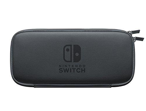 【スイッチ】ニンテンドースイッチ(Nintendo Switch)用のケースと液晶保護フィルムを購入