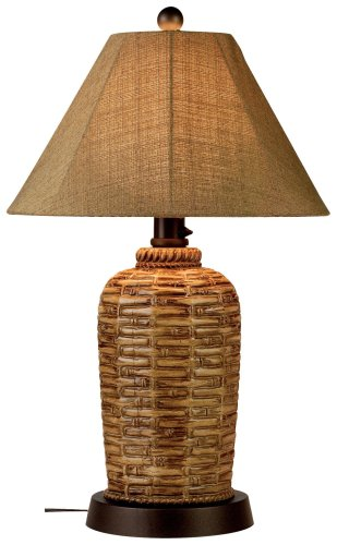 South Pacific 45933 35-Inch Table Lamp