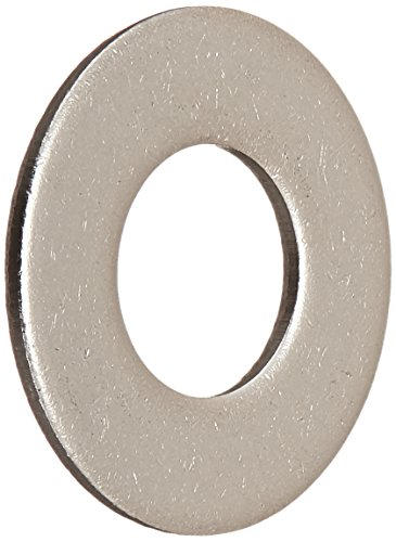 The Hillman Group 830504 Stainless Steel 5/16-Inch Flat Washer, 100-Pack (Stainless Washers compare prices)