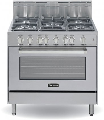 Verona 36 All Gas Range SS