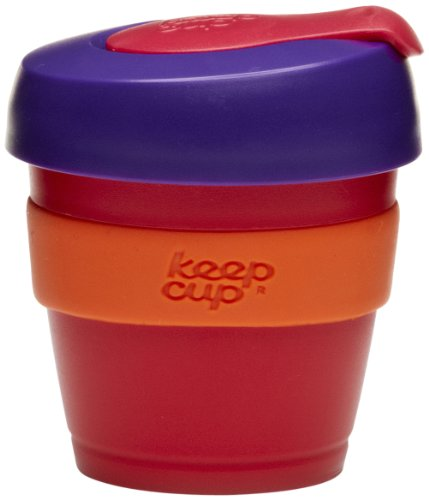 Keepcup The Worlds First Barista Standard 4-Ounce Reusable Cup, Radiance, Small