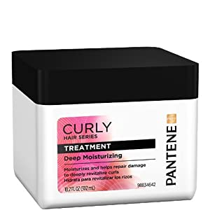 Pantene Pro-V Curly Hair Series Treatment, Deep Moisturizing