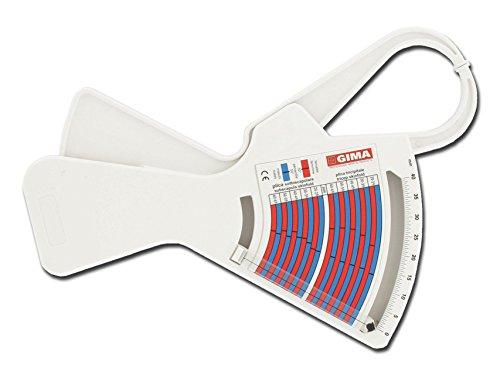 GIMA 27344 Plicometro Fat-1, Confezione 1 Pezzo