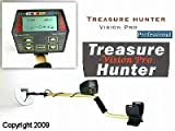 Treasure Hunter XJ9 Metal Detector with Spidercoil Upgrade