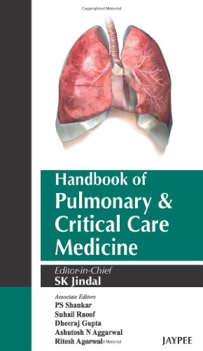 Handbook Of Pulmonary And Critical Care Medicine